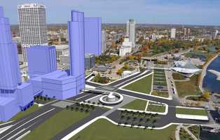 To read more about the Lakefront Gateway project, click here.