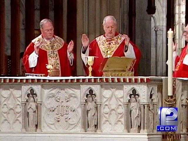 On Feb. 18, 2012, Dolan was proclaimed cardinal by Pope Benedict XVI.