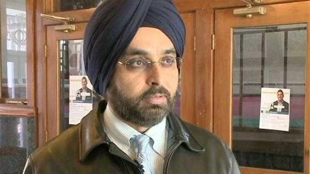Sikh leader