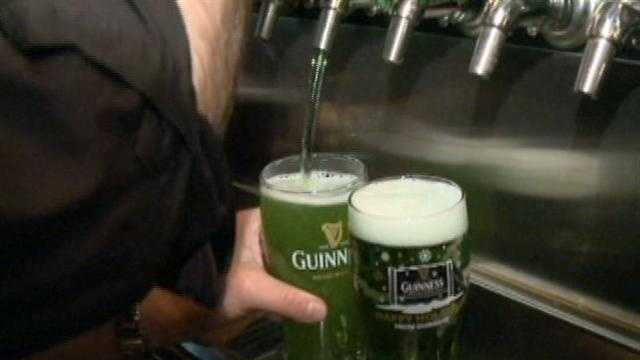 Key businesses in Milwaukee will not be needing any luck for St. Patrick's Day as revelers are expected to take advantage of the two nights leading up to the big day.