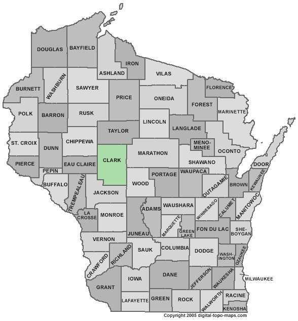 Clark County: 3.1 percent
