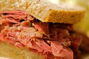 We asked our Facebook fans where they get the tastiest corned beef sandwiches. Here are 12 of their favorites -- in no particular order.