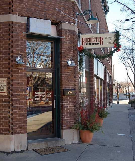 Rochester Deli, 143 W. Broadway, Waukesha