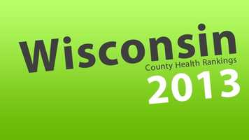 The Robert Wood Johnson Foundation and the University of Wisconsin Population Health Institute are out with their annual look at the health of counties in Wisconsin and other states. The following provides the health ranking for South East Wisconsin counties.
