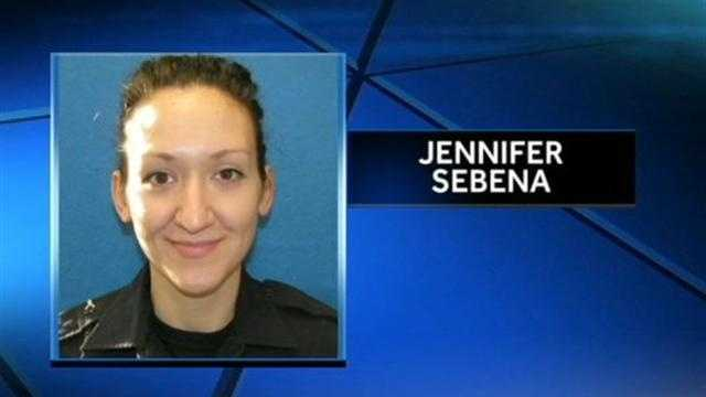 12 News has learned the National Law Enforcement Memorial board has moved up its decision on Jennifer Sebena to April 3rd.