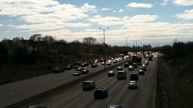 I-43 northbound crash