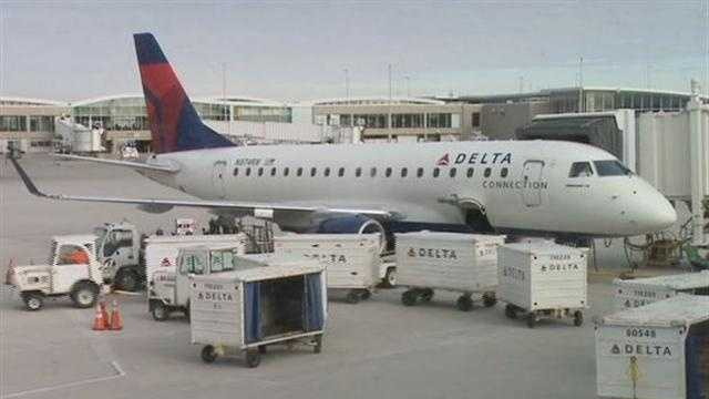 A major airline is on the move at Mitchell International Airport.