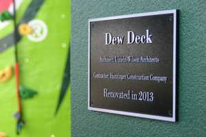 The Dew Deck has not had any major renovations since the ballpark was built.