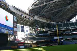 Both the Miller Lite Party Deck and Dew Deck are in the Right field corner of the stadium.