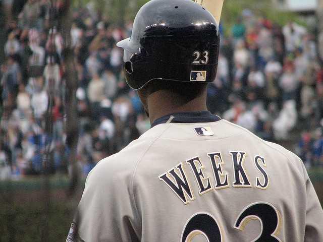 """Rickie Weeks - """"Rich As..."""" by Lil Wayne"""