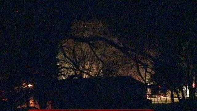 Massive response to Mt. Vernon house fire