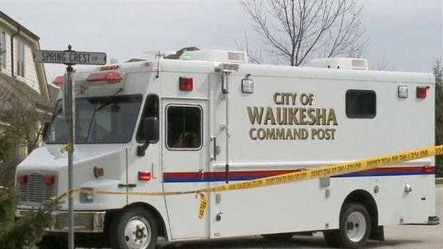 Waukesha police investigate officer involved shooting