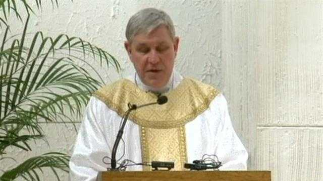 Archbishop speaks after recent removal of priest from duties