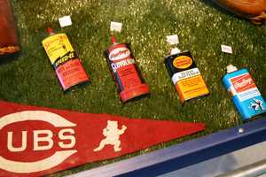 Even glove oil changed over the years.