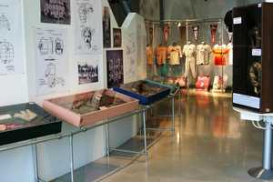 Admission to the exhibit is included with regular museum admission.