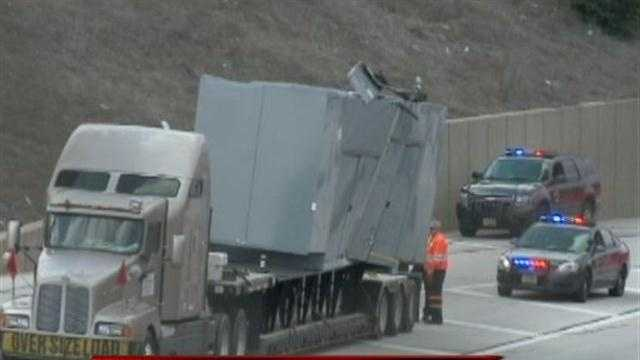 I-43 truck