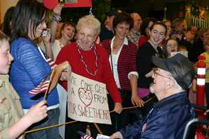 The Honor Flight network is a national program with 123 hubs from coast to coast.