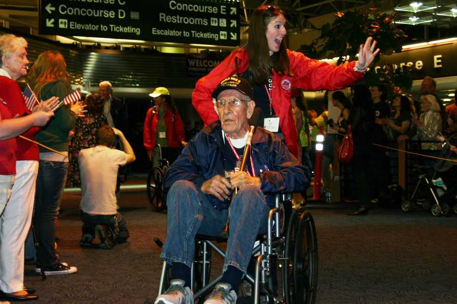 Starting with the next Stars and Stripes Honor Flight on June 8, veterans from the Korean War will also be accepted to fly.