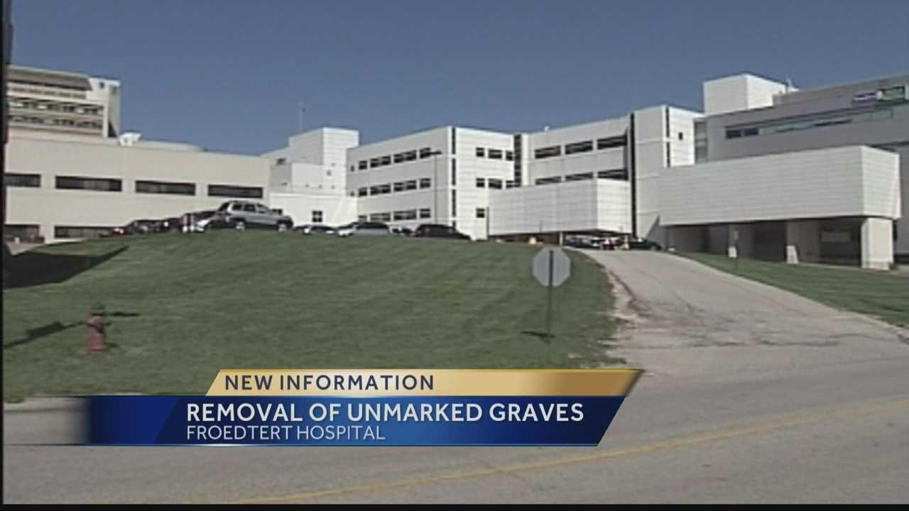 Milwaukee County has been ordered to pay to exhume the remains of thousands of unmarked graves in order to allow a hospital expansion project to move forward.