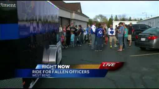 fallen officers ride