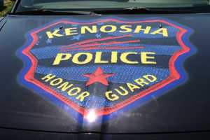 Kenosha Police Honor Guard participated in the service.