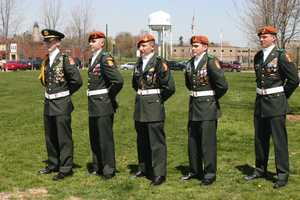 U.S. Army JROTC members participated as well.
