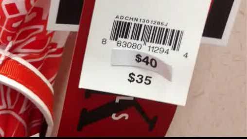Penneys price tag