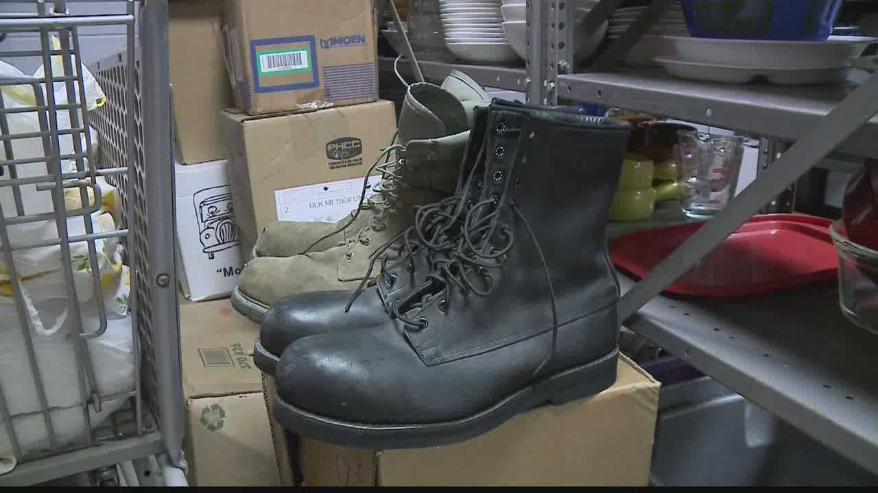 A service for Milwaukee-area veterans has a new home in the city's northwest side.