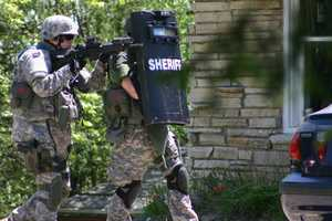 """""""The Sheriff's Office will utilize SWAT to respond to situations in which serious injury or death could be imminent, and where the use of a specially trained tactical team could neutralize the effects of any person(s) actually or potentially threatening the safety of the public."""""""