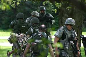 Although the details of this exercise are not known, some of the situations the SWAT Team could be called in for include: sniper or hostage situations, barricaded suspects, dignitary protection, civil disturbances, warrants, narcotics raids and anti-terrorism.