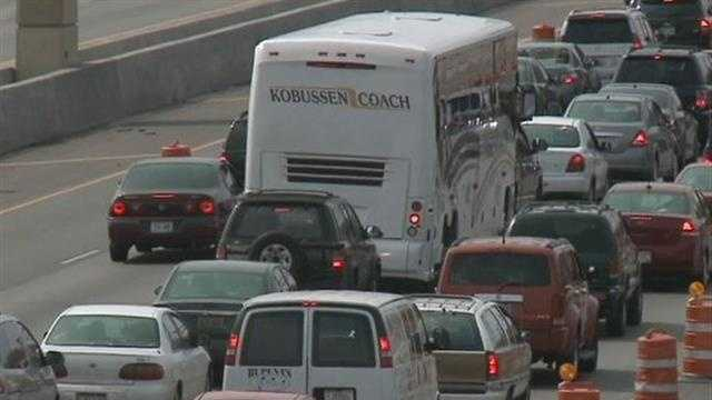Freeway closure headaches