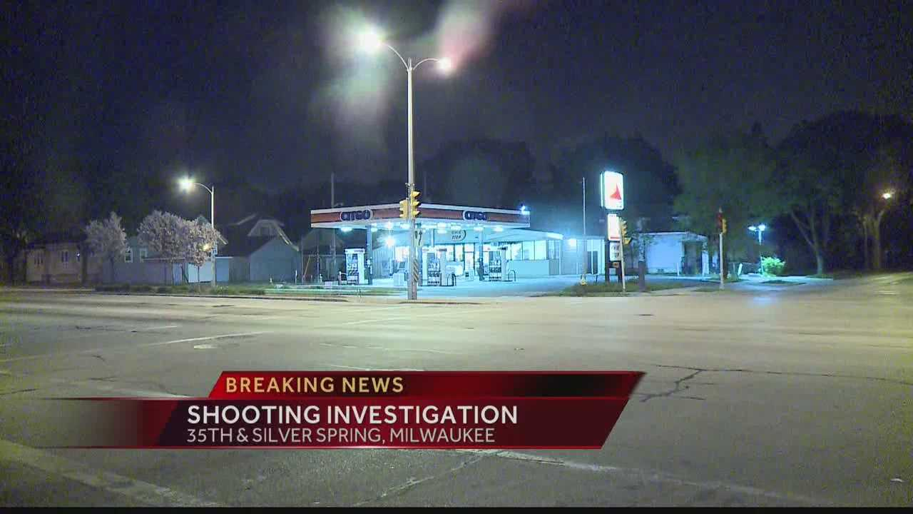 Milwaukee police are investigating a shooting late Sunday night.  WISN 12 News' Marianne Lyles reports from the breaking news desk.