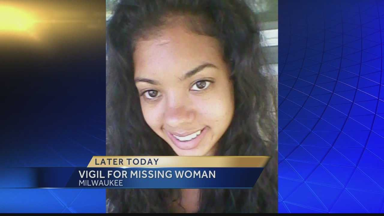 Family and friends will hold a vigil for a Milwaukee woman who's been missing for more than a week.  WISN 12 News' Hillary Mintz looks ahead to the vigil, and the unusual events that surround her disappearance.