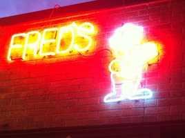Fred's - 596 N Pine StBurlington