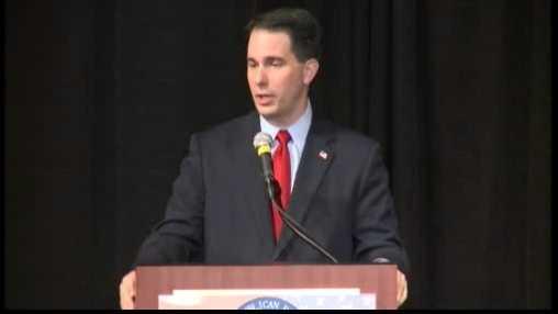 Walker speech