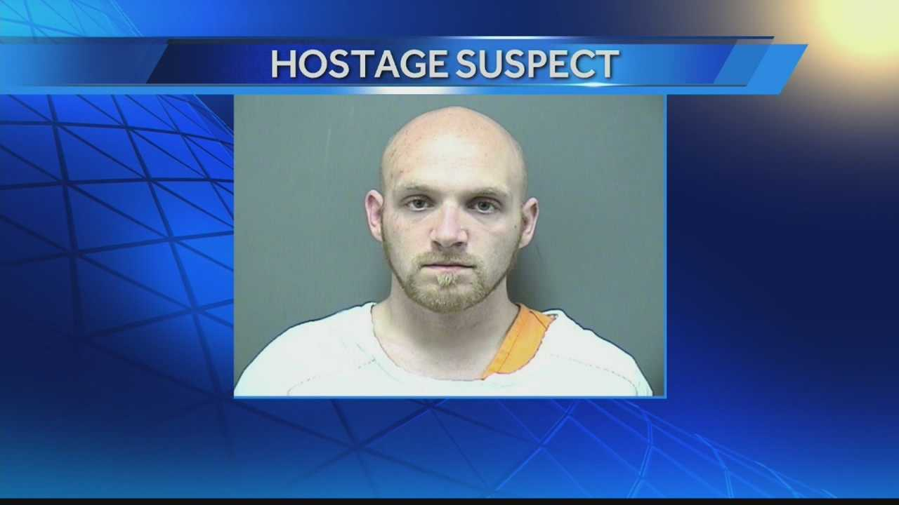 Racine County sheriff's deputies and S.W.A.T. team arrested a man after a hostage situation overnight.