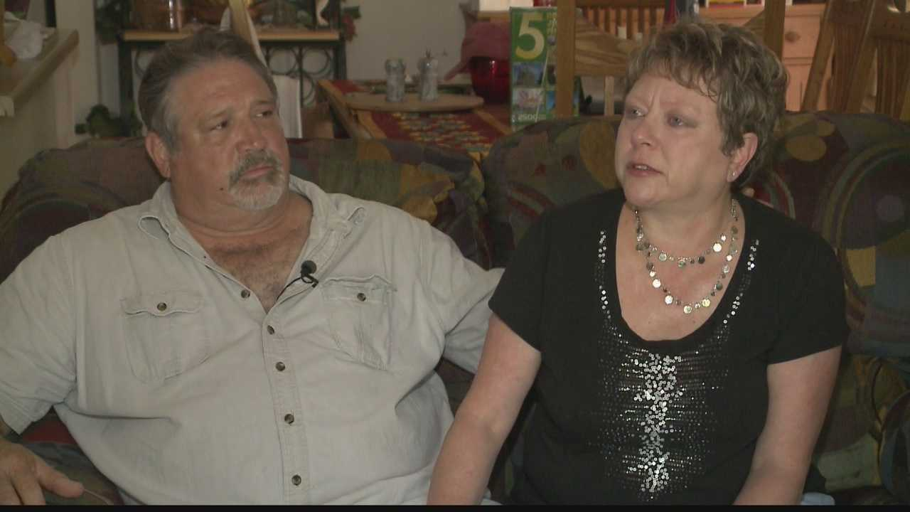 A Fond du Lac couple shares their heartbreaking story of losing their granddaughter in the Moore, Okla., tornado.