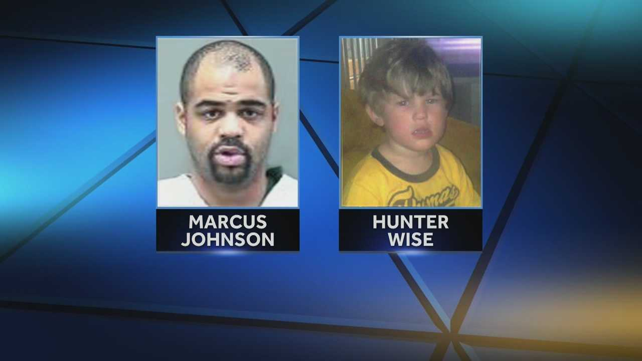 Friends of Marcus Johnson, accused of killing a 3-year-old boy, tell WISN 12 News they never saw signs of violence.