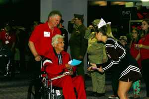 Honor Flight is a national program with hubs across the country.