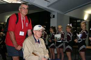 """Honor Flights have gotten a lot of national and international attention lately thanks to the documentary """"Honor Flight""""."""
