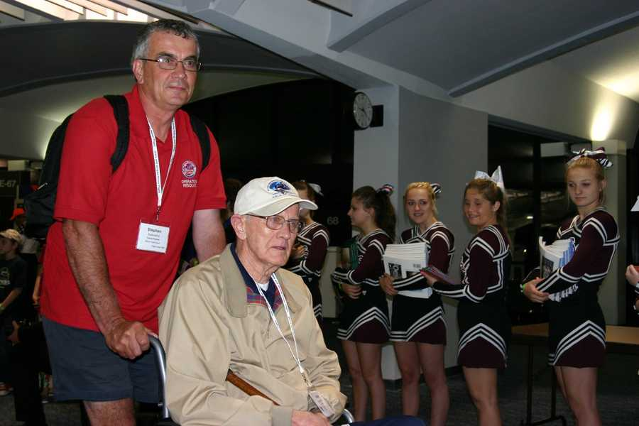 "Honor Flights have gotten a lot of national and international attention lately thanks to the documentary ""Honor Flight""."