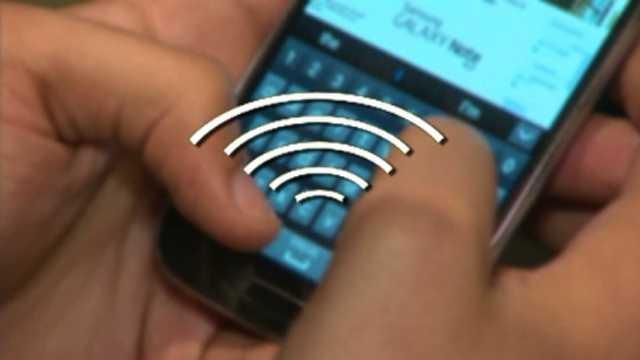 Wi-fi on phone