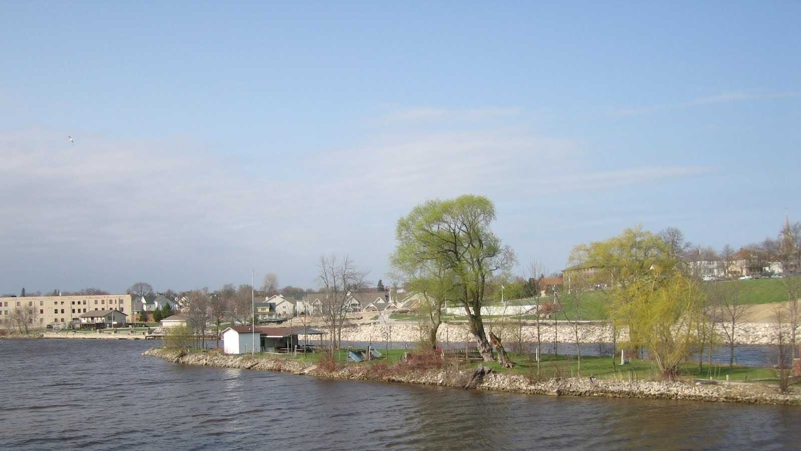 sheboygan-river