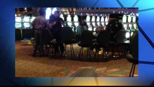 Potawatomi casino image