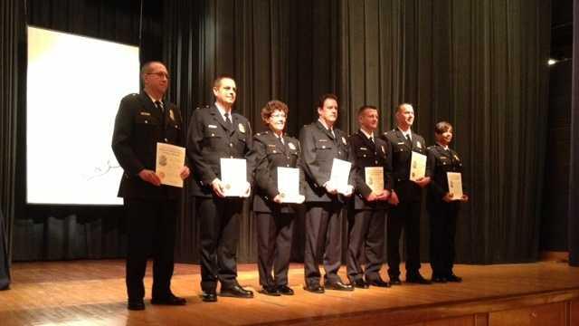 new MPD lieutenants