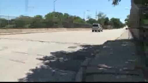 Cleveland Ave Bridge demolish