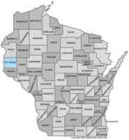 St. Croix County: 4.4 percent, down from 5.2 percent in April