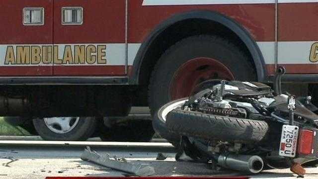 Motorcylist killed in Milwaukee crash