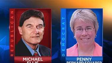 Democratic state Rep. Penny Bernard Schaber will challenge Republican Sen. Mike Ellis in the 2014 Senate District 19 race.
