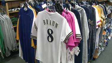 Braun jersey